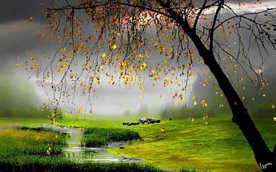 Tranquillity Art Print by Igor Zenin
