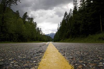 Trans Canada Highway Art Print