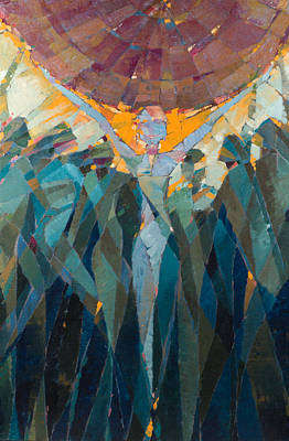 Painting - Transcendent  by Yogendra  Sethi