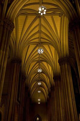 Photograph - Transept by Sara Hudock