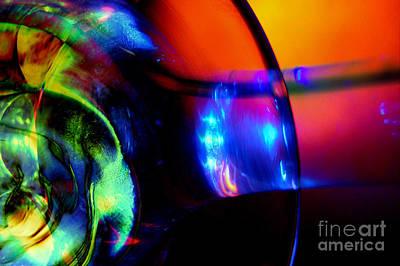 Transparent Color Art Print by R Kyllo