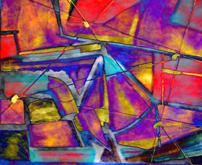 Trapezoid Art Print