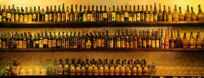 Wine Cellar Photograph - Trattoria by John Galbo