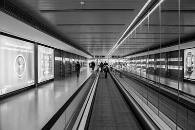 Photograph - Travelling by Semmick Photo