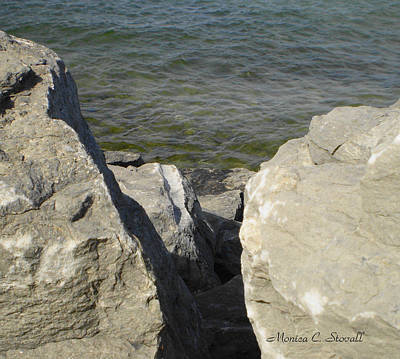 Photograph - Traverse Bay Shoreline Collections - Michigan by Monica C Stovall