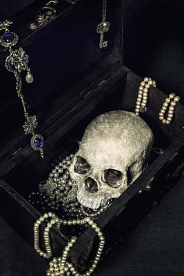 Ancient Jewelry Photograph - Treasure Chest by Joana Kruse