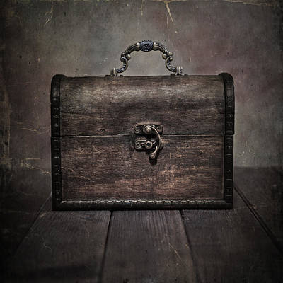 Treasure Box Photograph - Treasure by Joana Kruse