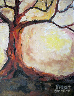 Painting - Tree by Claudia Croneberger