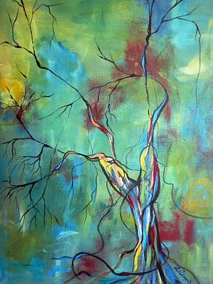Tree Of Winding Color Original