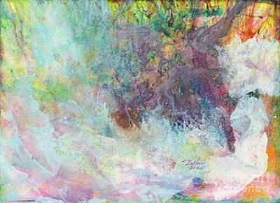 Trees 08 Art Print by David W Coffin