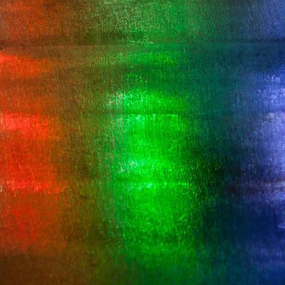 Photograph - Tri Color by Joseph Bowman