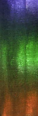 Photograph - Tri Color Vertical by Joseph Bowman