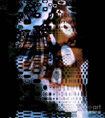 Modernism Mixed Media - Tribal Art - Puulaar by Fania Simon