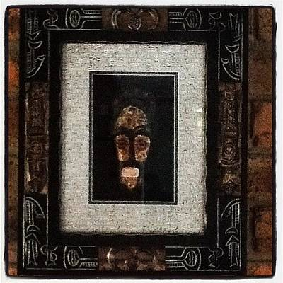 Lavender Wall Art - Photograph - Tribal  by Blaze Massey