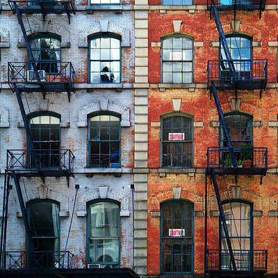 Photograph - Tribeca Escapes by Cornelis Verwaal