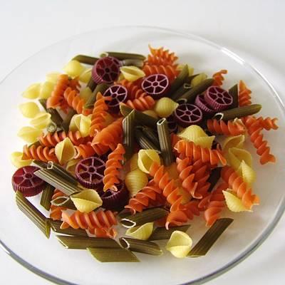 Tricolor Pasta Original