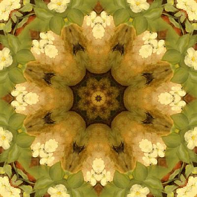 Painting - Trio Green by Kathy Sheeran