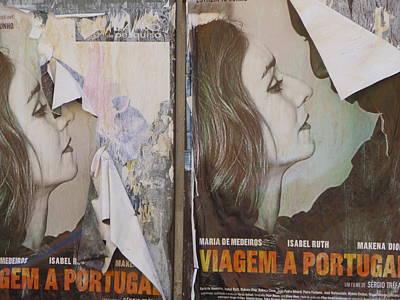 Trip To Portugal Art Print by Alexis Shields