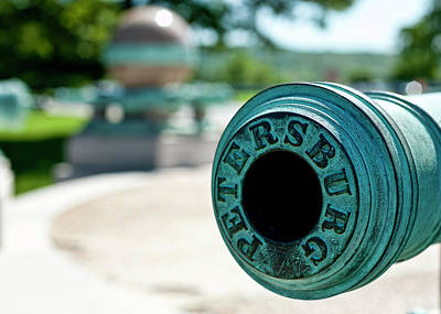 Photograph - Trophy Point Cannon by Dan McManus