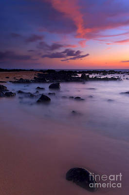 Paradise Photograph - Tropical Serenity by Mike  Dawson