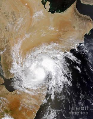 Studio Grafika Zodiac - Tropical Storm Three In The Northern by Stocktrek Images