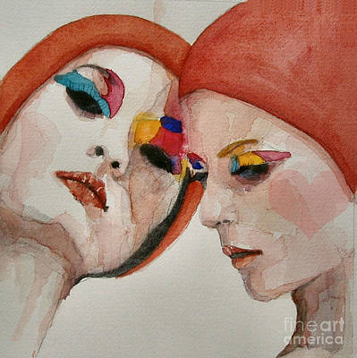 Cap Painting - True Colors by Paul Lovering