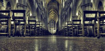 Truro Cathedral Art Print by James Ingham