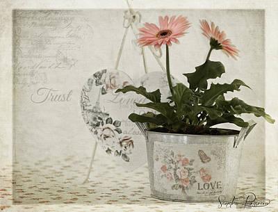 Trust  Art Print by Sandra Rossouw