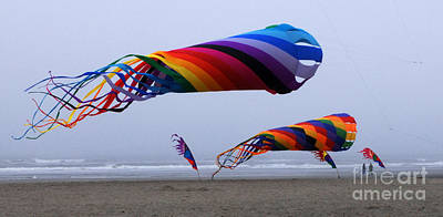 Photograph - Go Fly A Kite 9 by Bob Christopher