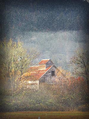 Oregon Illinois Photograph - Tucked Away by Tracy Lynn Hart