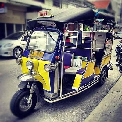 Cheap Photograph - #tuk Tuk #thailand by Jin Yean