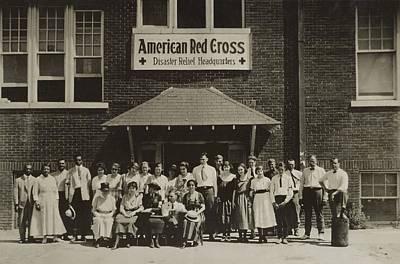 Tulsa Oklahoma Race Riot Of 1921 Art Print