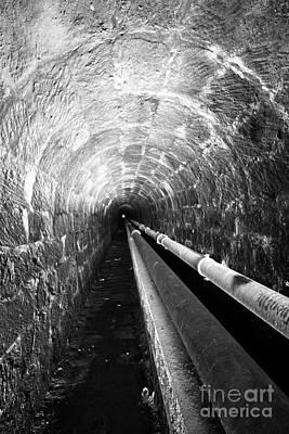 Sete Photograph - Tunnel by Gaspar Avila