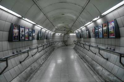 Tunnel Art Print by Svetlana Sewell