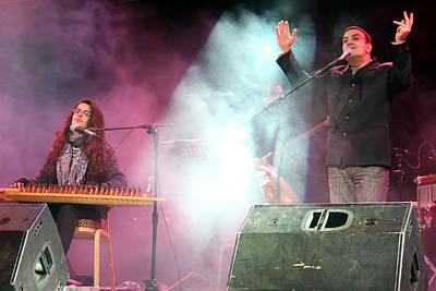 Turab Band In Bethlehem At Manger Square Original