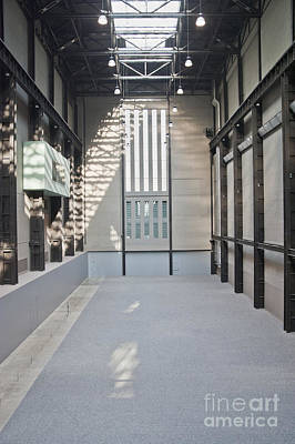 Turbine Hall Of Tate Modern Art Print by John Harper