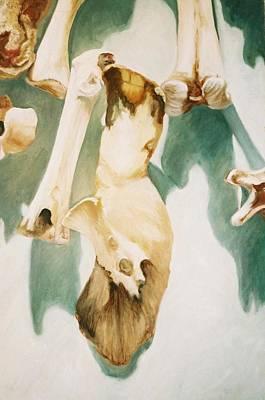 Turkey Bone Thugs N' Harmony Art Print by Gina Riva