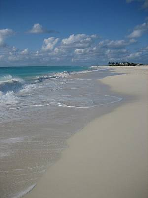 Photograph - Turks And Caicos by Melissa Partridge