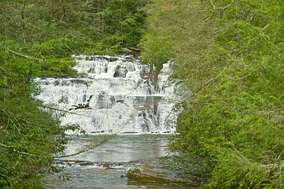 Photograph - Turners Corner Waterfall 16 by Douglas Barnett