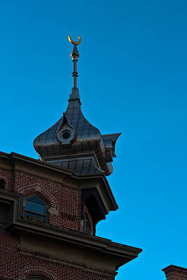 Photograph - Turret At Tampa Bay Hotel by Ed Gleichman