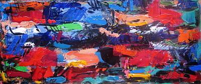 Portofino Italy Painting - Tuscany 50 by Len Yurovsky