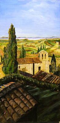 Tuscany Ll Art Print