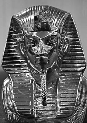 King Tut Photograph - Tutankhamun by Kristin Elmquist