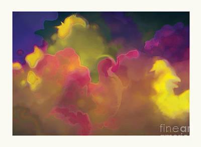 Twenty Clouds Art Print