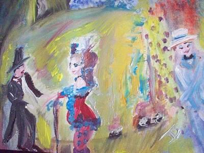 Twice Nightly Performance Original by Judith Desrosiers