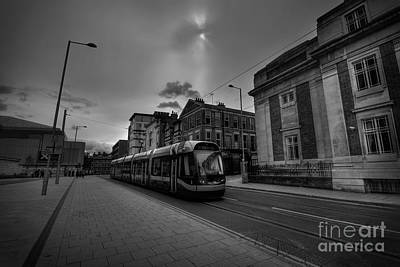 Photograph - Twilight At Nottingham by Yhun Suarez