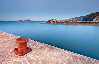 Water Filter Photograph - Twilight Solitude by Pawel Klarecki