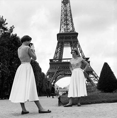 Cities Photograph - Twin Sisters by Terence Le Goubin