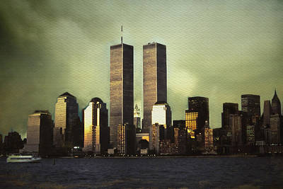 Photograph - Twin Towers by Fran Kelly