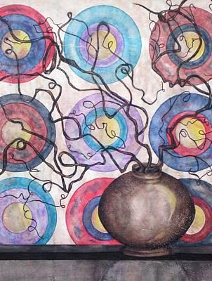Twisted Zen Art Print by David Raderstorf